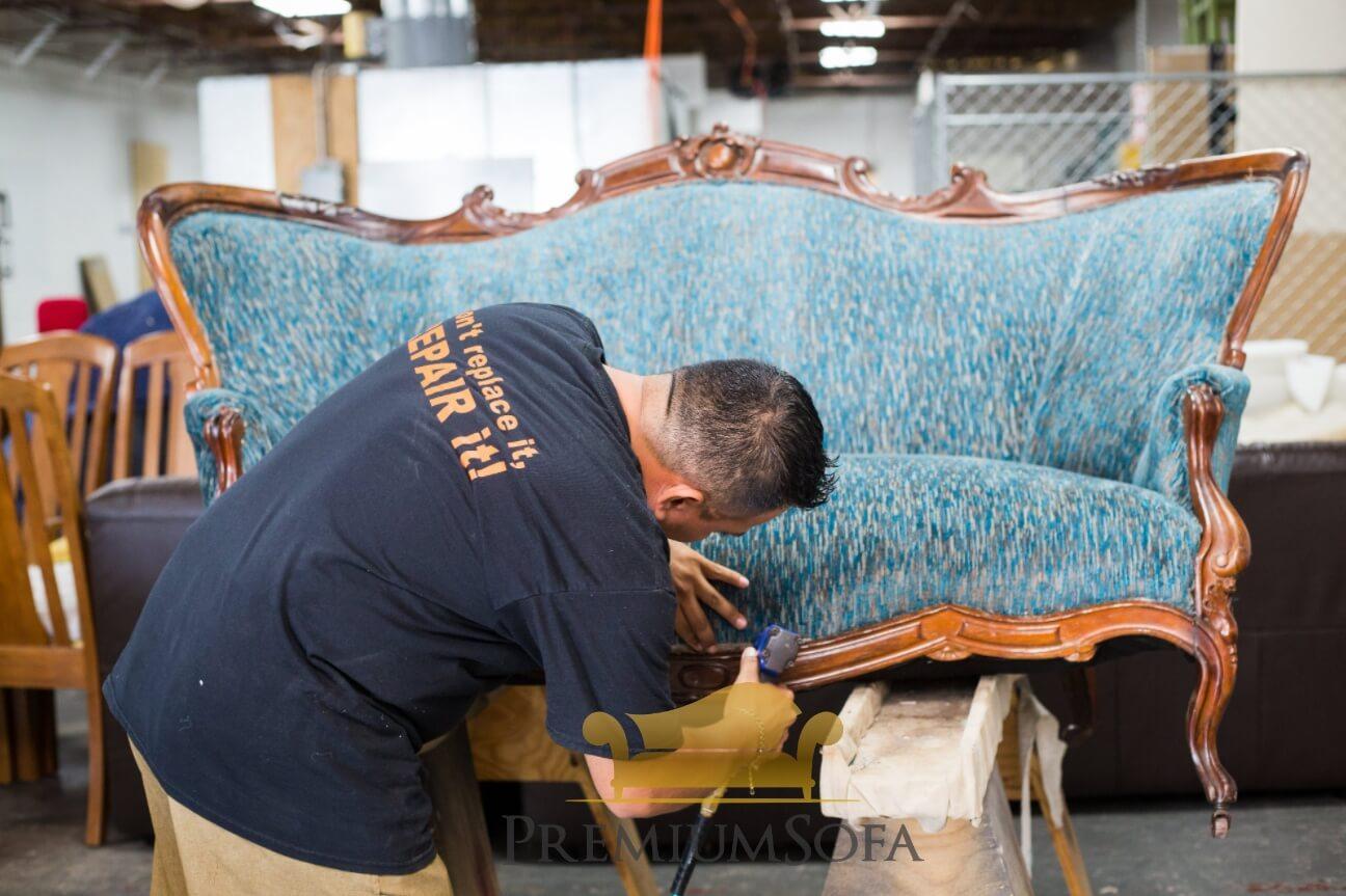 Perbaikan Sofa Pamulang